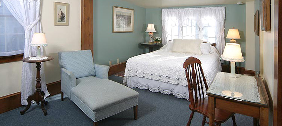 Accommodations at The Tuck Inn of Rockport, MA